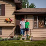 """Cindy explains, """"with the children's constant health issues, every month we were having to decide whether to fill prescriptions, pay the rent, or buy food."""" Thanks to Medicaid, the family's economic situation has stabilized, and she and her husband are now proud homeowners."""