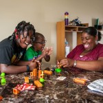 Her independent spirit, positive attitude, and access to Medicaid have helped JaToya raise two happy, healthy children who enjoy spending time together as family.