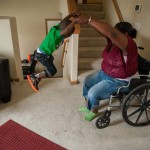 """""""Jarez can do anything as well as a typically-developing 4 year-old. He just needs additional supports. Medicaid helps provide these."""" –JaToya McIntosh"""