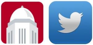 Legislature Twitter logo