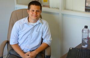 Law clerk David Pontier is a University of Nebraska College of Law student from Omaha.