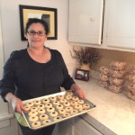 """Dolores de la Torre is the owner of """"Around the World Cookies."""" You can find Delores's treats at local farmers' markets."""