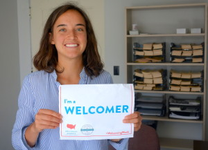 Weitz fellow Tori Ostenso recently completed her one-year fellowship.