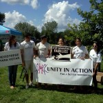 Unity In Action has educated the South Sioux City community on and organized support for updated immigration laws.