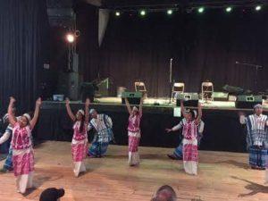 Karen dancers.