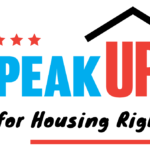 Speak up for housing rights