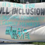 We Are Home Banner
